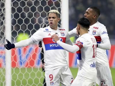 Diaz Mejia oslavuje gól