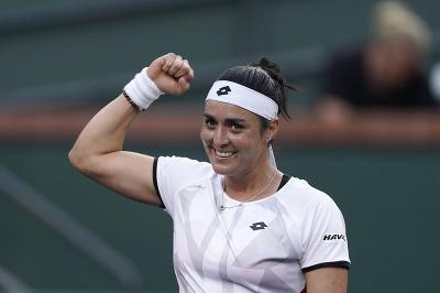 Tuniská tenistka Ons Jabeurová