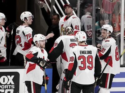 Hráči klubu Ottawa Senators
