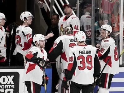 Hráči Ottawy Senators
