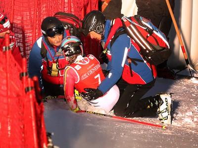 Nemecká lyžiarka Viktoria Rebensburgová