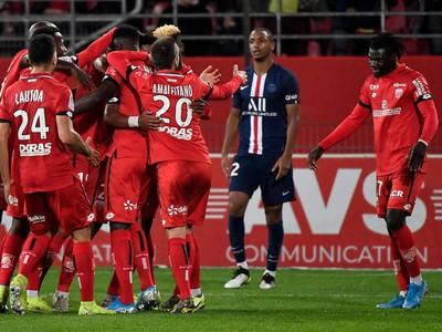 Dijon zdolal PSG