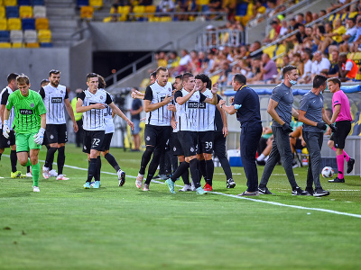 Futbalisti Partizanu Belehrad sa tešia z gólu
