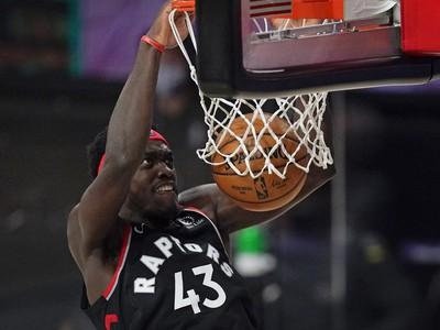 Hráč Toronto Raptors Pascal