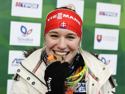 Prvú medailu pre Slovensko