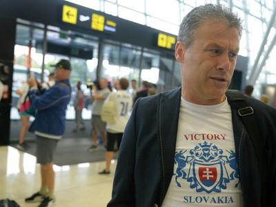 Tréner slovenskej reprezentácie do