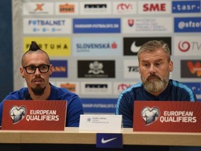 Marek Hamšík a Pavel