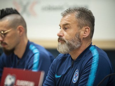Pavel Hapal a Marek