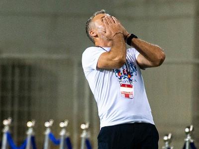 Tréner slovenskej reprezentácie Pavel