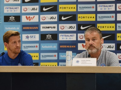 Pavel Hapal a Patrik