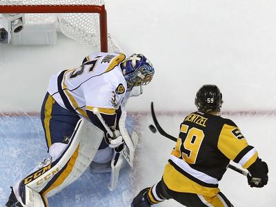 Jake Guentzel a Pekka