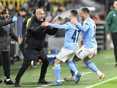 Pep Guardiola sa raduje