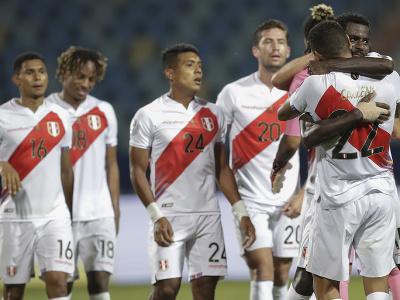 Futbalisti Peru