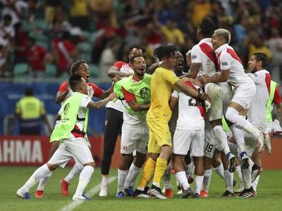 Radosť Peruáncov