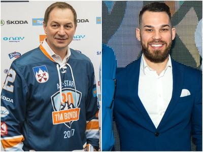 Peter Bondra a Marek