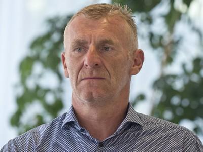 Prezident Slovesného zväzu cyklistiky Peter Privara