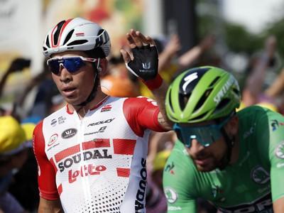 Caleb Ewan víťazom 16. etapy Tour de France 2019