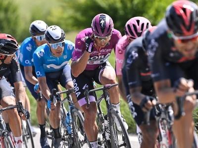 Peter Sagan počas etapy