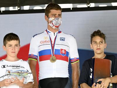 Majster Slovenska Peter Sagan