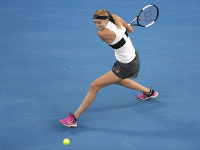 Petra Kvitová vo finále Australian Open
