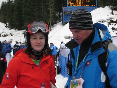 Petra Smaržová
