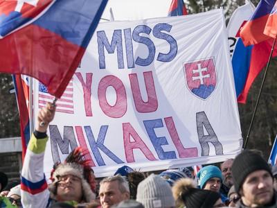 Emotívny odkaz slovenských fanúšikov