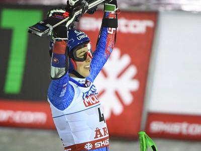 Petra Vlhová sa v obrovskom slalome stala majsterkou sveta a pre Slovensko vybojovala najcennejší kov