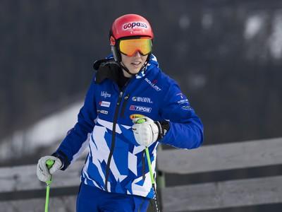 Petra Vlhová ukončila lyžiarsku