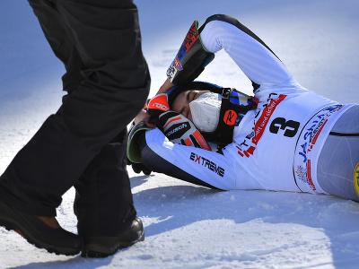 Petra Vlhová sa teší z víťazstva obrovského slalomu v Jasnej