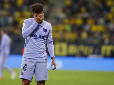 Sklamaný Philippe Coutinho