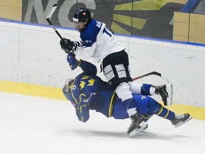 Joel Määttä z Fínska