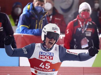 Poľský skokan na lyžiach