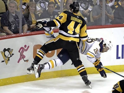 Pittsburgh vymenil obrancu Gudbransona