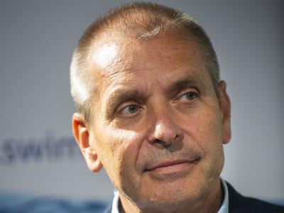 Na snímke prezident Slovenskej