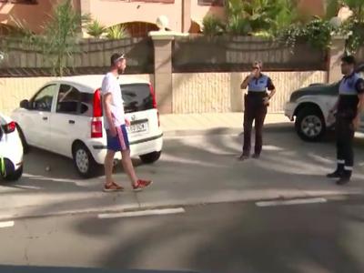 Vodič autobusu zavolal na Mateja Tótha a ďalších chodcov políciu