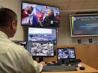 Polícia zhodnotila bezpečnostné opatrenia v rámci MS v hokeji