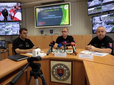 Polícia zhodnotila bezpečnostné opatrenia