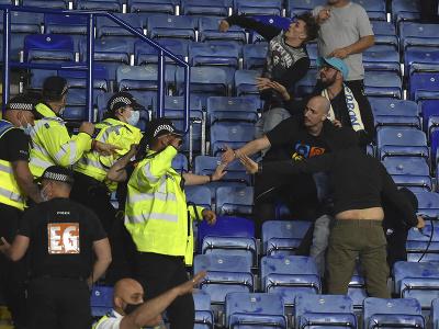Polícia zasahuje pri potýčke