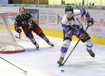 Na snímke zľava Václav