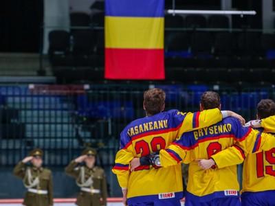 Rumunská hymna po triumfe nad Holandskom
