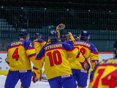 Rumunské postupové oslavy