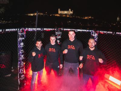 Nová MMA organizácia RFA