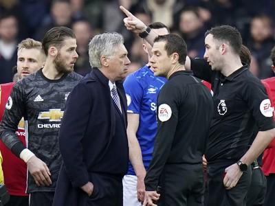 Ancelotti musí FA vysvetliť