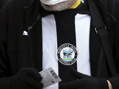 Fanúšik Newcastle United