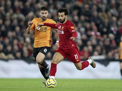 Mohamed Salah a Rúben