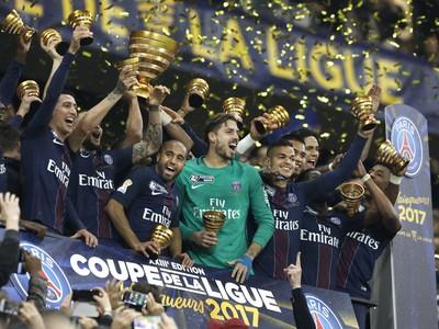 Futbalisti PSG s víťaznými