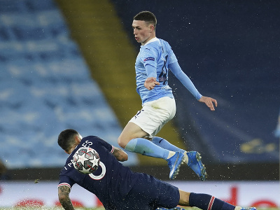 Leandro Paredes a Phil Foden
