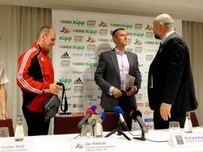 Radoslav Antl, asistent trénera