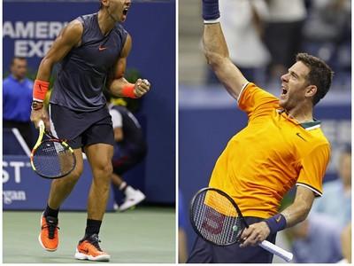 Rafael Nadal verzus Juan