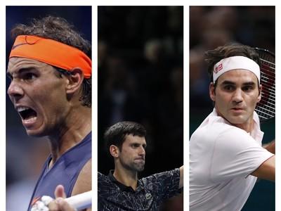 Svet tenisu znova v